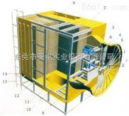 广州 冷却水塔 空调冷却塔 方形逆流式水塔