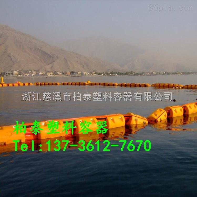 海珠拦污栅浮漂塑料浮筒