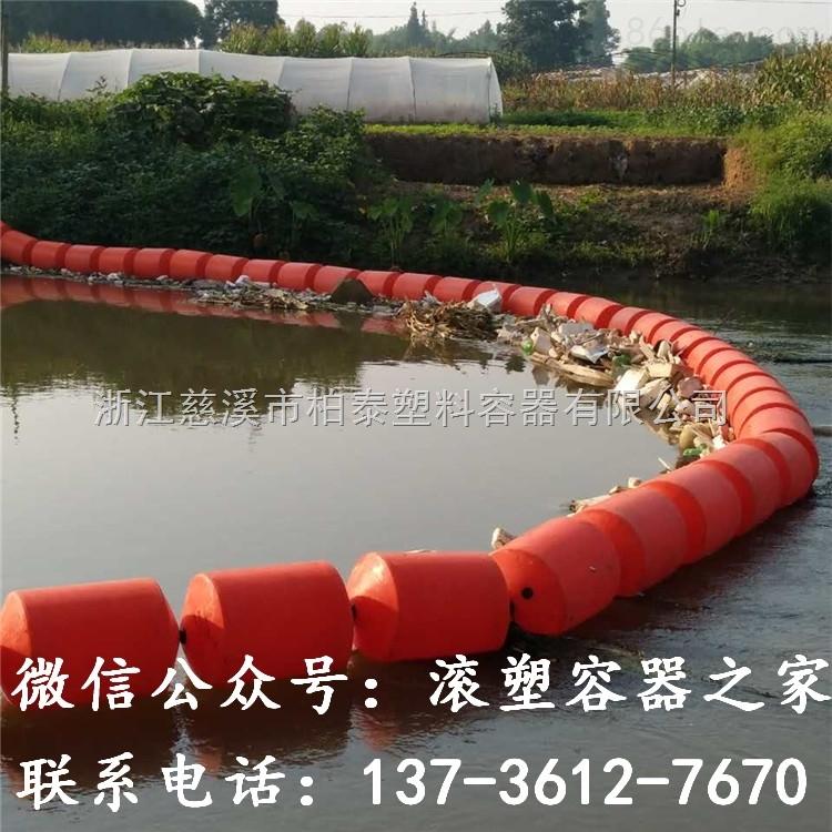 河道拦污浮排是什么东西