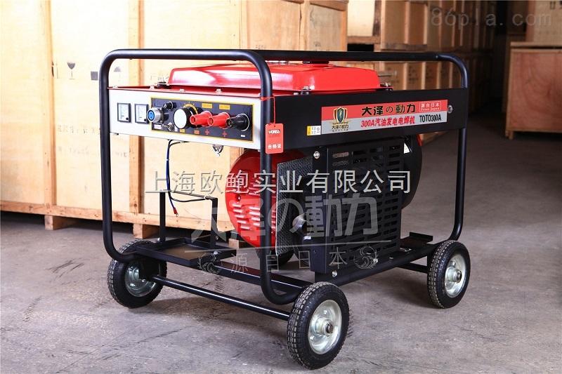 便携式发电电焊机