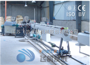 PPR三層塑料管材生產線