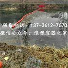 广西入水口设置拦污浮排治理