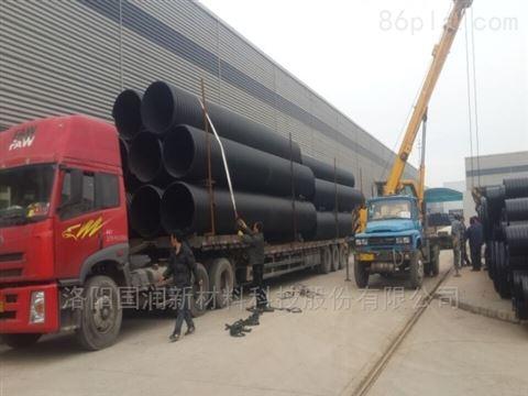 開封300鋼帶聚乙烯排水管價格