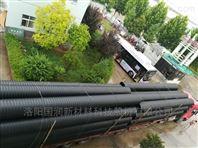 轻型排污管,塑料波纹管连接图片