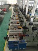 mpp电力管挤出机生产线