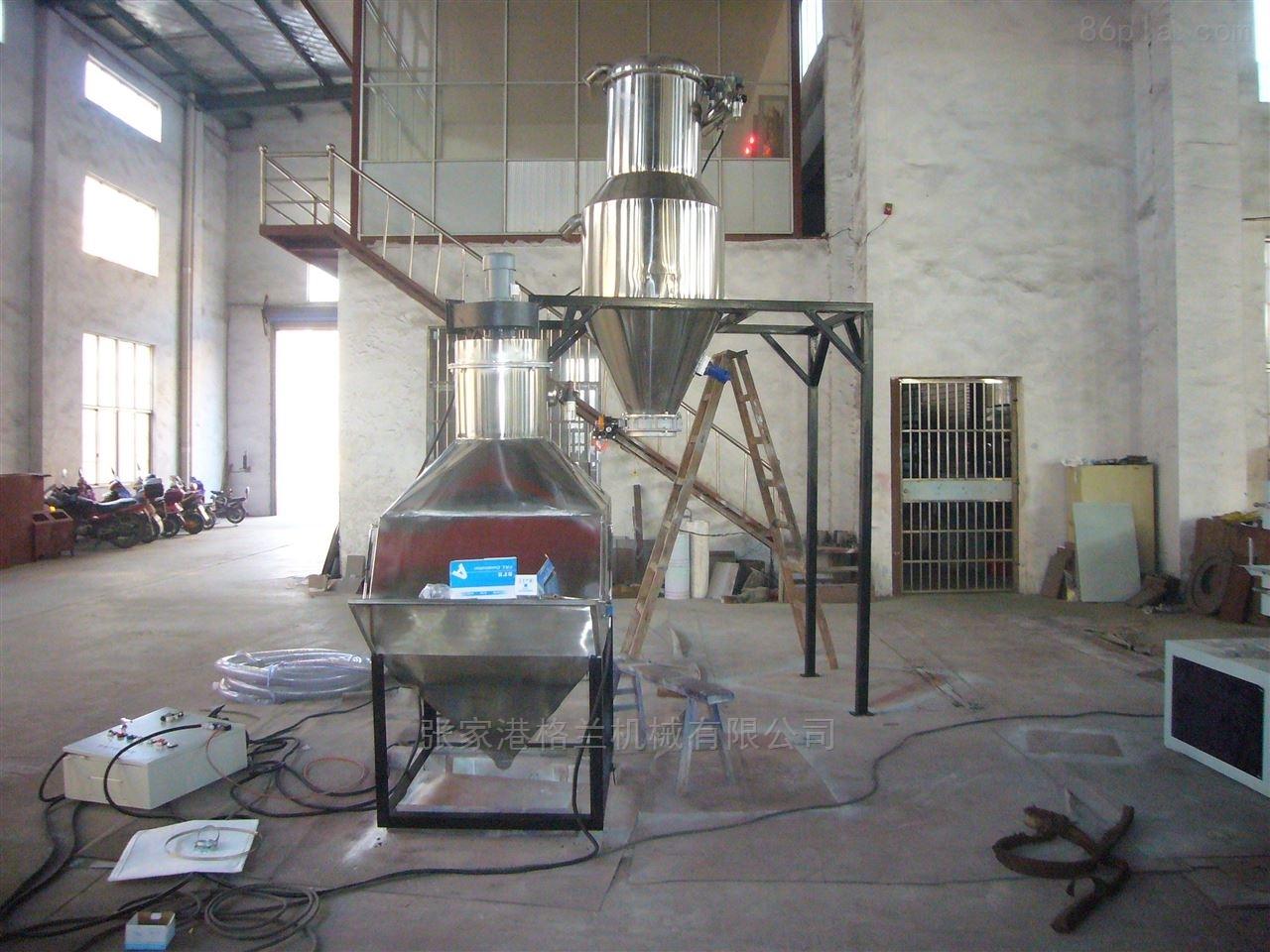优质不锈钢制作真空吸料机 粉末上料机