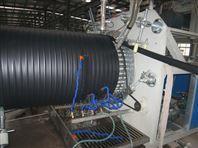 HDPE双平壁缠绕螺旋管生产设备