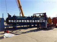 亿双林三层PE管材防腐设备挤出3PE防腐生产