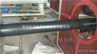 亿双林预制保温管道管材防腐环氧喷涂机设备