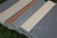 金属压花面复合保温装饰板