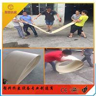 竹木纤维墙板生产线300/400/600