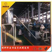 双螺杆(塑料)造粒机-高效节能型