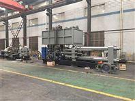 意美德1650吨挤压机12.65秒快速挤出型材