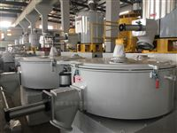 500/1000混合机组变频PVC塑料粉末高速混合机组