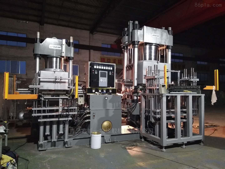 工业平板真空硫化机
