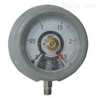 供應上海儀表四廠YX-160-B防爆電接點壓力表