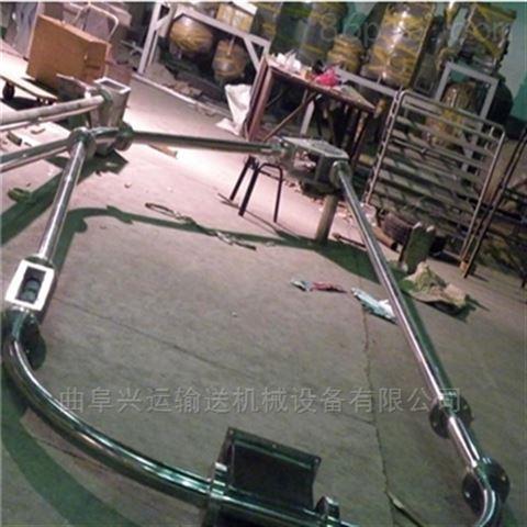銅精礦粉管鏈輸送機 煤粉輸送管鏈機