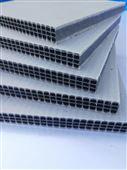 PP三层共挤中空建筑模板生产线