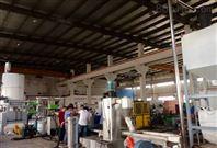 废旧塑料薄膜大棚膜造粒机-中塑机械研究院