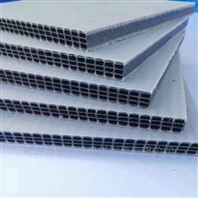 青岛合塑塑机pp塑料中空建筑模板机器设备