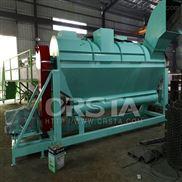 LDPE膜废料大棚膜回收处理清洗生产线