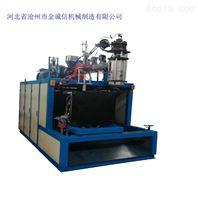 堆码桶吹塑机 10升20升25升单工位吹瓶机