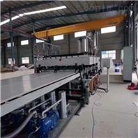中空塑料建筑模板单螺杆板材挤出机设备厂家
