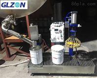 涂料化学品胶水灌装机膏体大桶自动灌装
