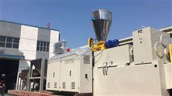 PVC穿线管生产机器设备