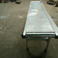 铝型材输送机价格防爆电机 电子原件传送机