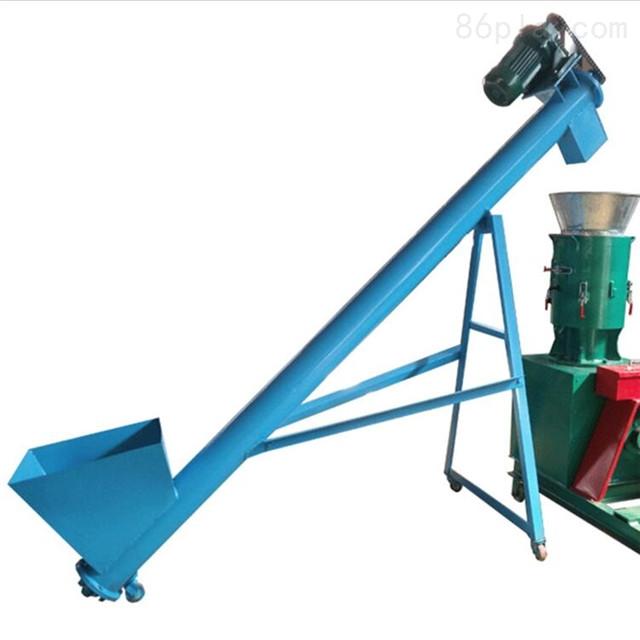 供应食品级颗粒圆管螺旋提升机