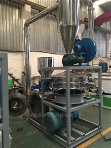 新型PVC-PE磨粉机--佳诺机械迷你型高产量