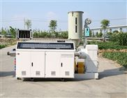 HDPE管三层共挤管材挤出机 复合硅芯管设备