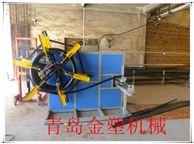 塑料管机器 pe管材生产线