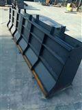 國道防撞墻模具,城市防撞護欄模具機械加工