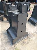 独立预制型混凝土隔离①墩模具高精度展示