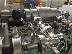 PE复合管材生产线