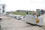 PE盤管管材擠出機 PE灌溉管設備