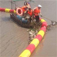 临湘管道抽沙浮筒水坝水库拦截浮体
