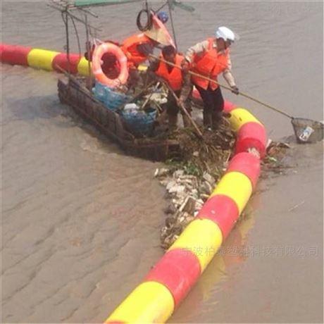 水庫環保攔污浮體 港口警示浮體加工定制