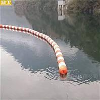 進水口前沿掛網浮子 100米電站攔污浮體