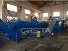 HDPE日杂废料处理设备再生清洗线