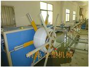 聚乙烯塑料管生产设备 做PE管的机器