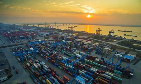 海关总署:2019年1月份我国外贸进出口增长8.7%