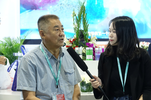 CHINAPLAS 2018:访科亚装备集团董事长刘光知