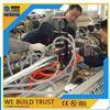 PVC电工线槽生产线